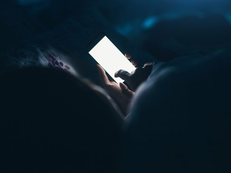 A influência da luz no seu sono