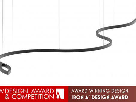 Cobra - Iron A' Design Award in Lighting Products and Lighting Projects Design