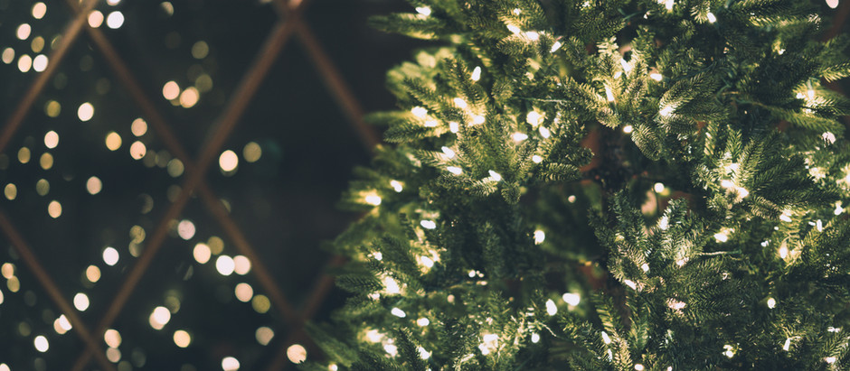 A evolução das luzes de Natal: Parte I