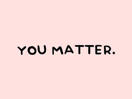 What matters most to you, Sis?
