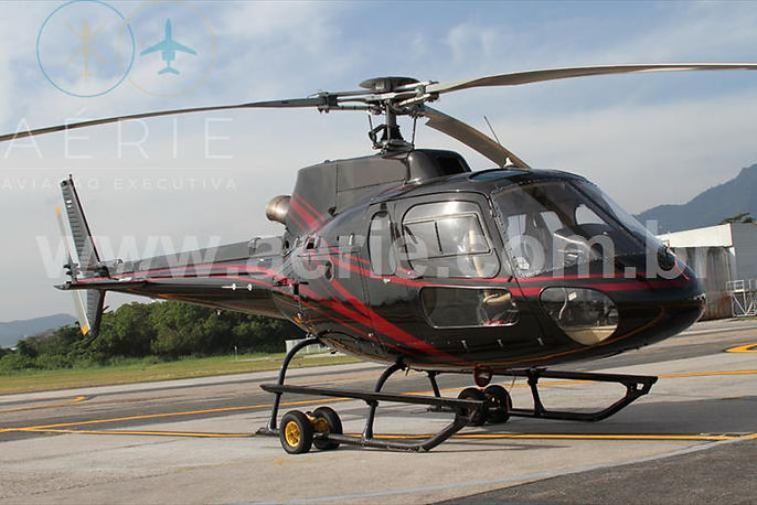 Helicoptero Turbina - Eurocopter AS350-B2 (Esquilo)