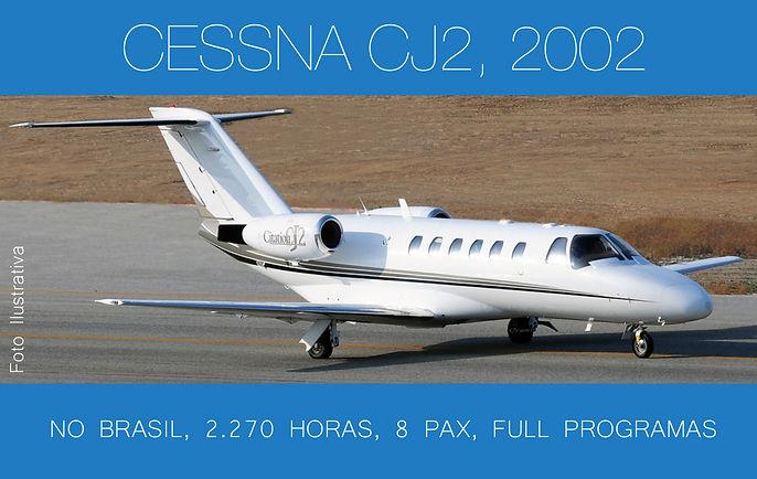 Jato - Cessna CJ2, 2002