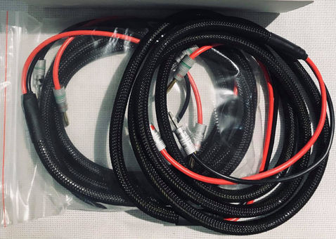 Clearsteam speaker cable