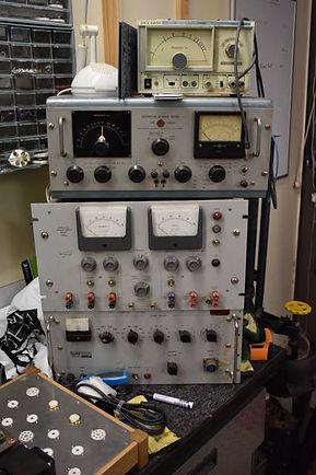 Audio test equipment