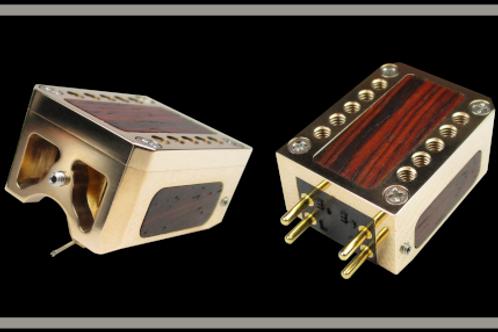 Nitro Bronze phono cartridge
