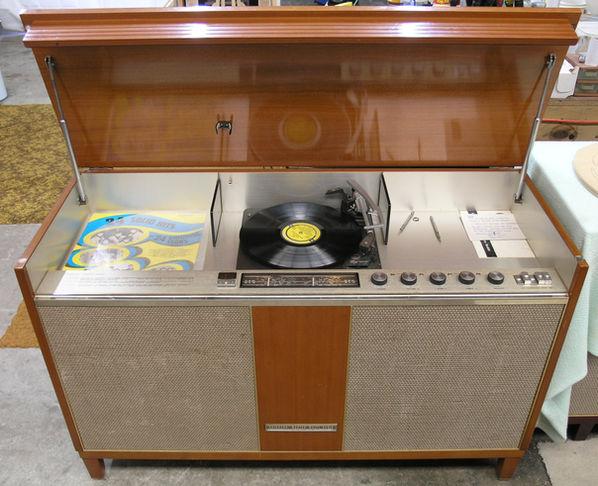 Restored radiogram