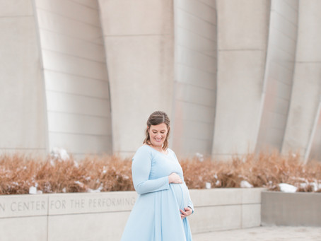 Cinderella Inspired Maternity Session