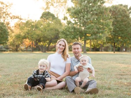 Fall Meets Family at Nathanael Greene