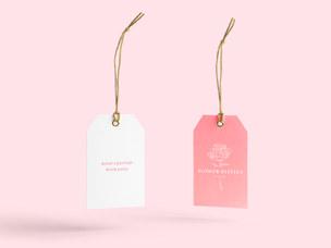 Brand Identity  |  Flower Pastel