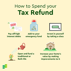 How to Spend Your Tax Refund_one page.pn