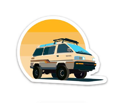 1991 Toyota LiteAce Wagon