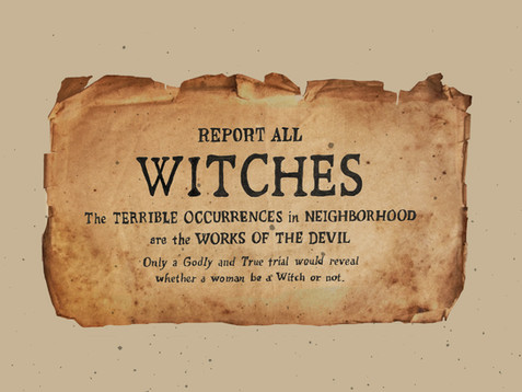 Witch Hunt of 1692