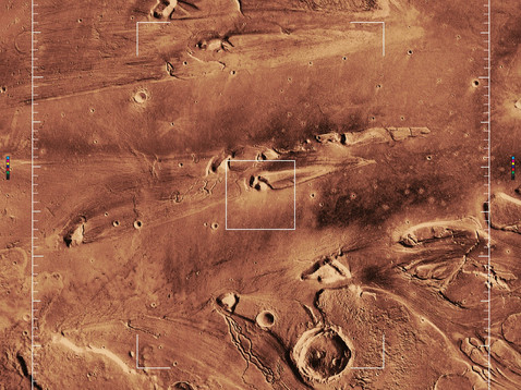 Mars Control Room