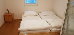 ložnice s 2-3 lůžky