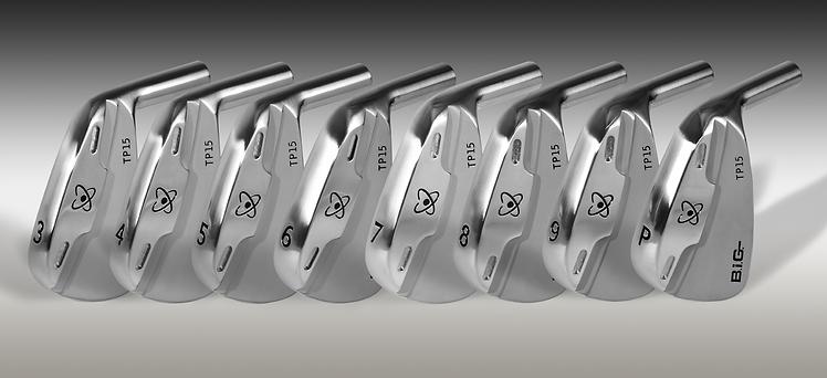 tp15, eisen, Golf, Luxus, Golfschläger, big, big golf, big sport, fitting
