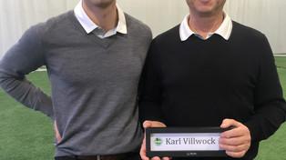 Neue Verstärkung für B.i.G. - Karl Villwock bereichert ab Februar 2017 das Team