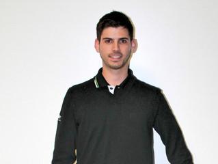 Neu im Team: Javier Blanco