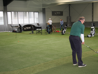 Eröffnung der B.i.G. Indoor Golf-Arena