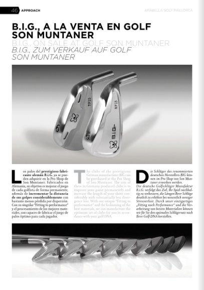 Arabella Golf Magazine 8