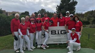 B.i.G. Ryder Cup: Golf de Andratx zu stark für GC Schloss Reichertshausen
