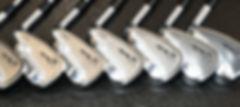 rp15, eisen, Golf, Luxus, Golfschläger, big, big golf, big sport, fitting