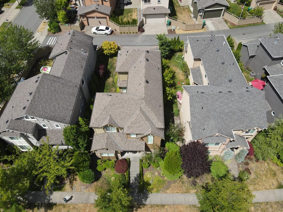 Aerial Home Shot