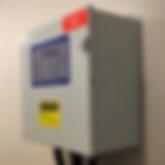 NWTC_Sump_Pump_Control_Panel