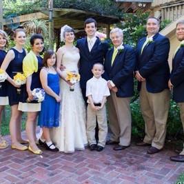 Sailors' Rest Wedding Party
