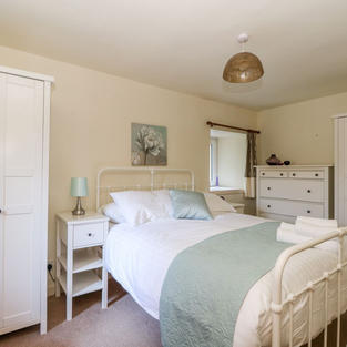 Double bedroom downstairs