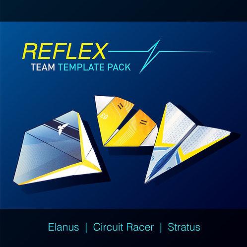 Reflex Team Template Pack