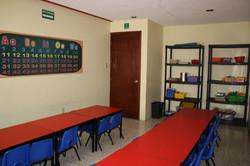 Salón preescolar 2