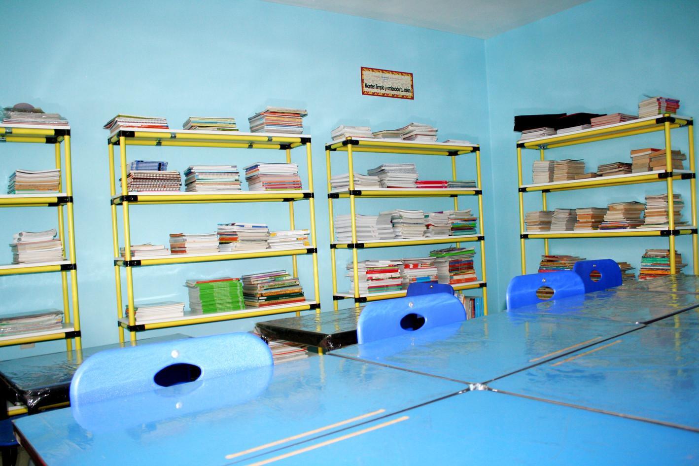 Biblioteca sección primaria