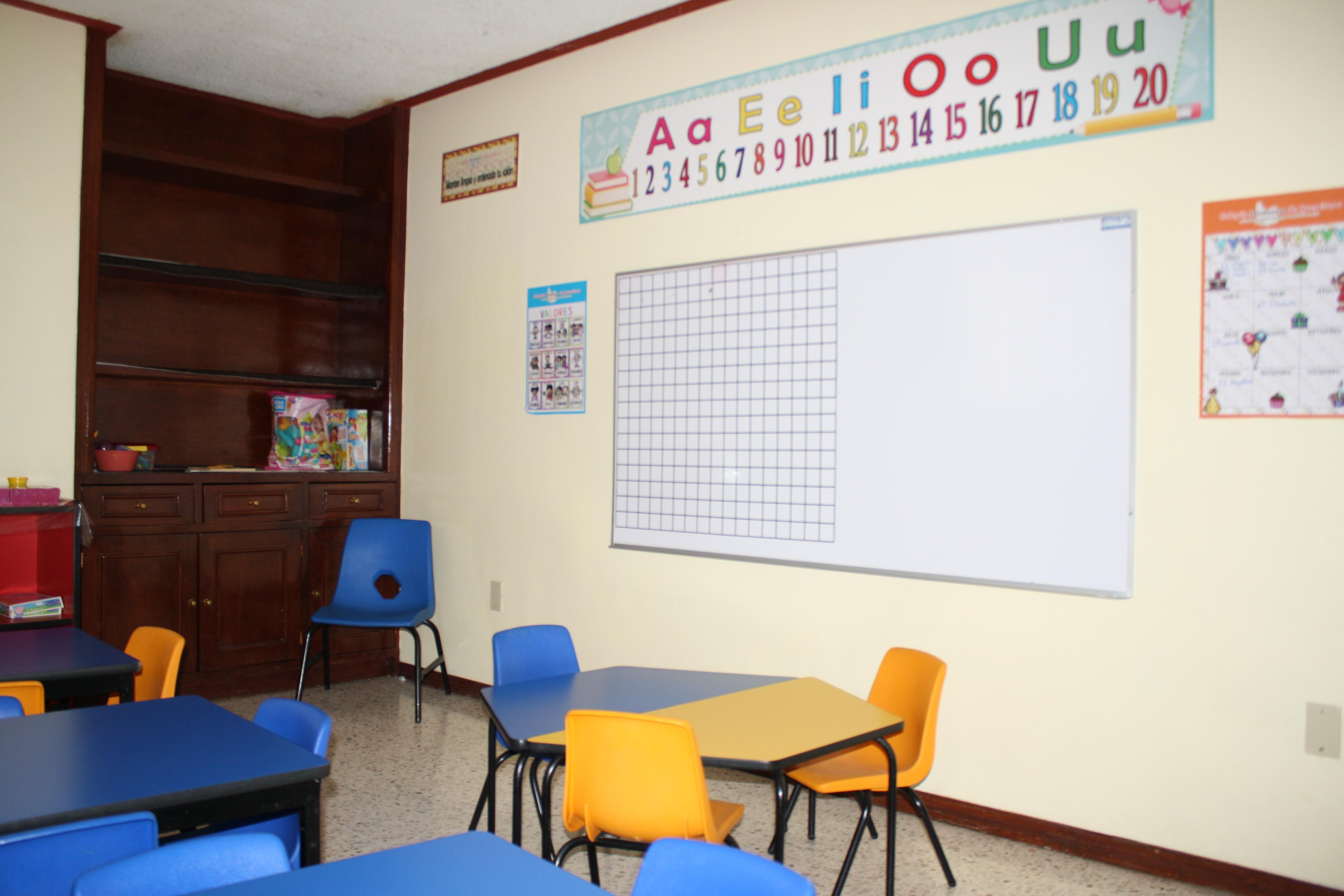 Salón preescolar 1