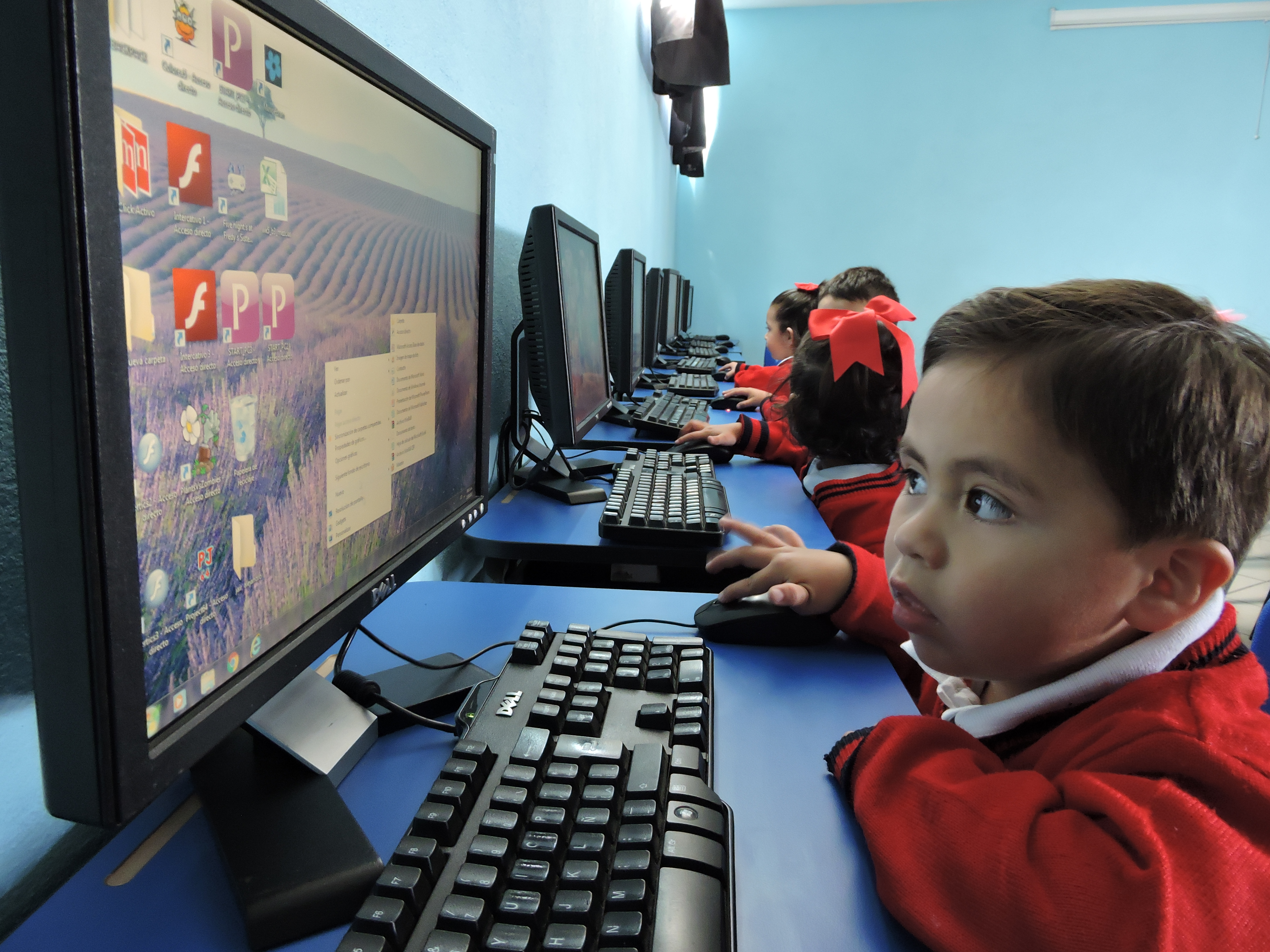 Salón de Computo