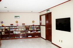 Biblioteca sección preescolar