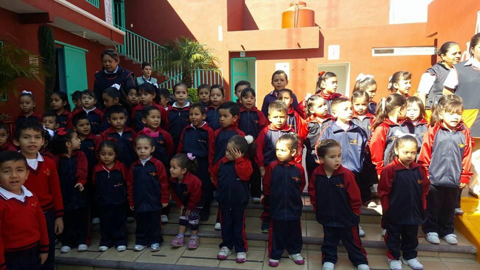 Alumnos Sección Preescolar