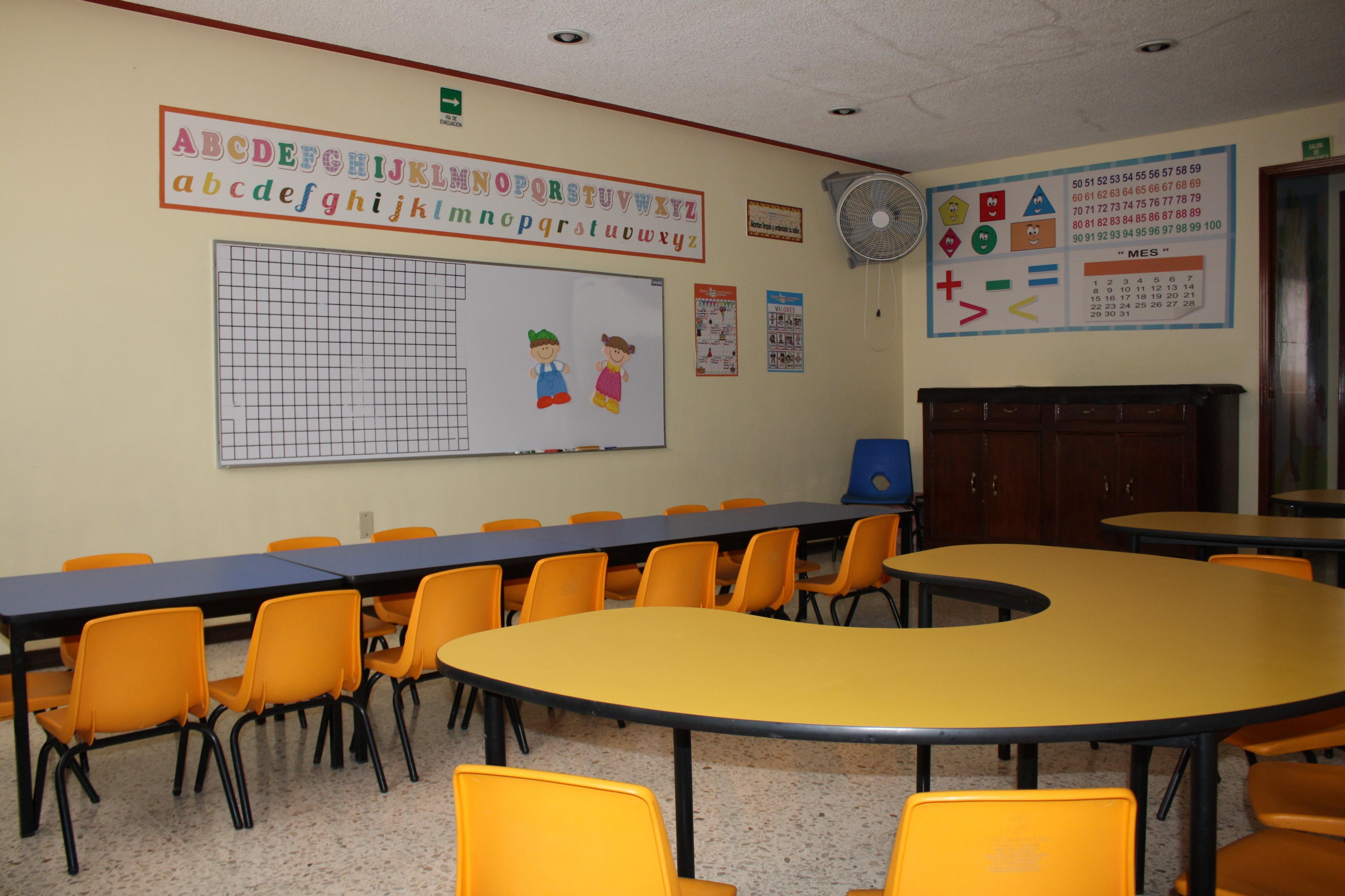 Salón preescolar 3