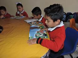 Alumnos preescolar