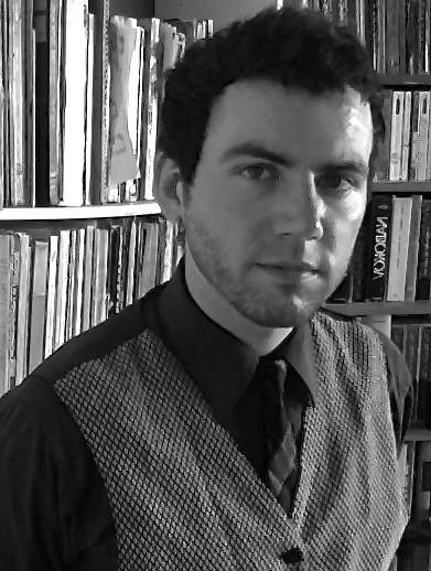 Cascadia Composer Nicholas Yandell Photo