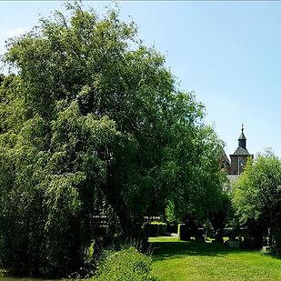 Château de Petit-Leez jardins