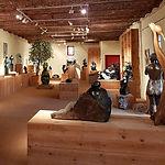 Château de Petit-Leez Stone gallery zimbabwe sculptures