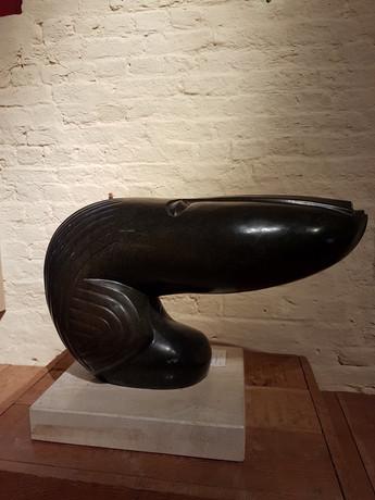Zimbabwe sculpture