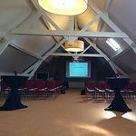 Château de Petit-Leez salle de conférence