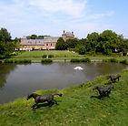 Château de Petit-Leez parc