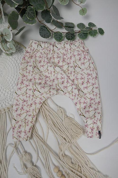 Slim Harem Pants Kirschblüten