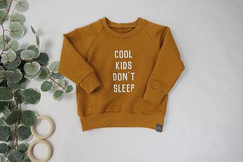 "Sweater Curry "" Cool Kids don't sleep """