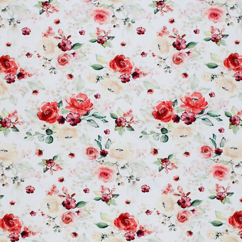 "Jersey ""Rose Flower"""