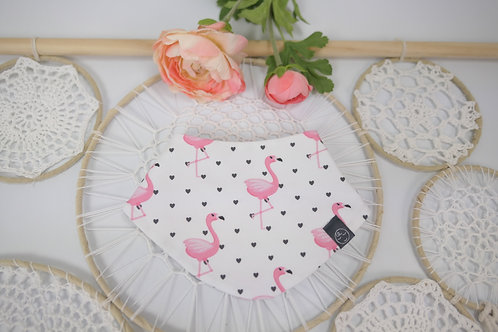 "Halstuch ""Flamingo "" 0-6M"