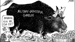 The Reason We Dont Have Peace Is Both Parties Are Owned By The Military Industrial Complex