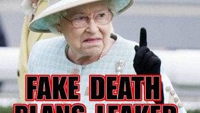The Lounge Lizard Fake Non Queen Of England Who Has No Rights To The Throne Fake Death Plans